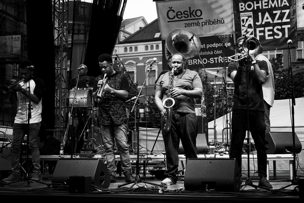Bohemia JazzFest - The Soul Rebels